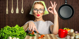 рецепты вкусных блюд с фото читать бесплатно в женском журнале