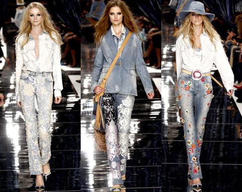 джинсы - одежда для клуба