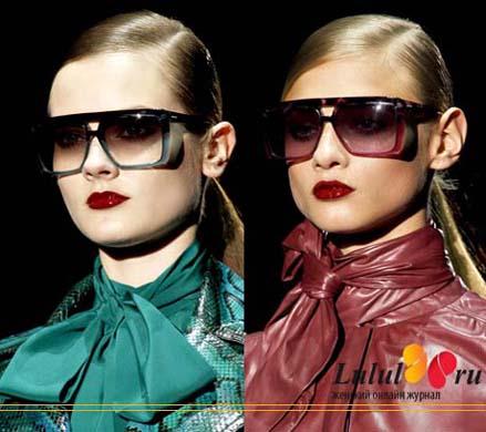 солнцезащитные очки от гуччи