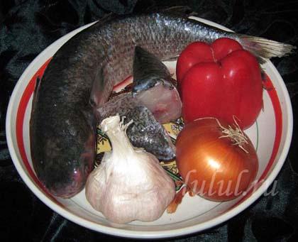 заливное из рыбы рецепт с фото