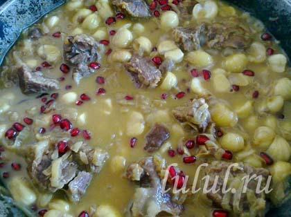 блюда из каштанов