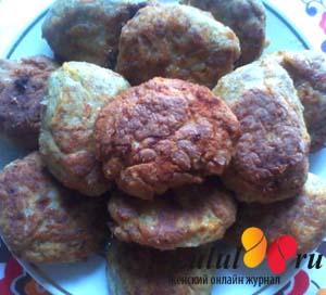 куриные котлеты с грибами рецепт с фото