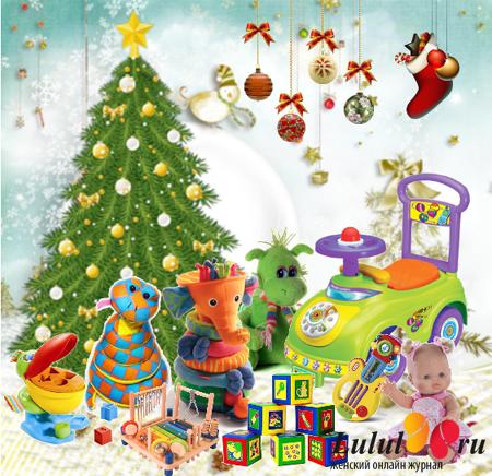 новый год детские картинки