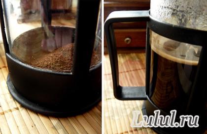 кофе с шоколадом рецепт