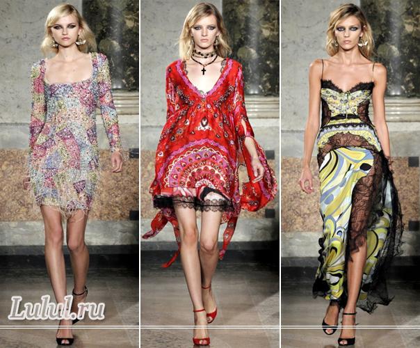 летняя мода 2012 года для женшин фото. модные летние платья 2012 года.
