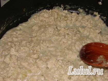 приготовление куриного соуса фото спагетти