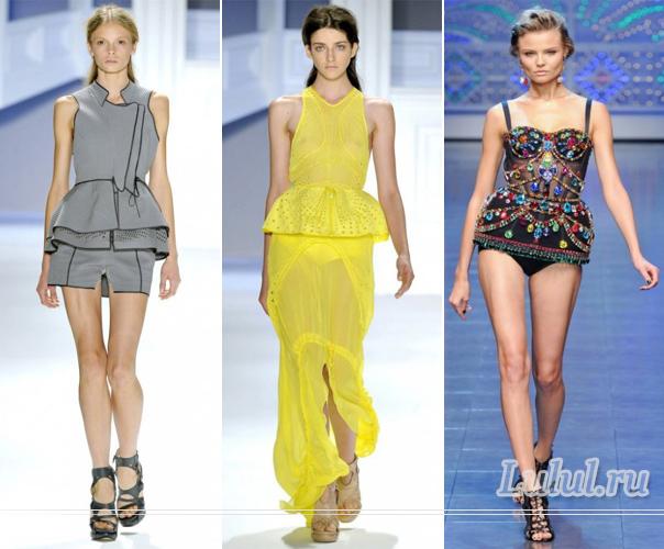 Женская Одежда Весна Лето 2012