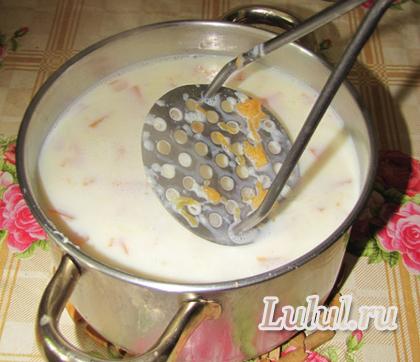 как варить тыквенную кашу рецепт с фото