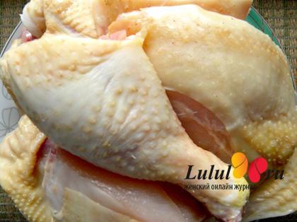 как правильно разделать курицу, как разрезать курицу