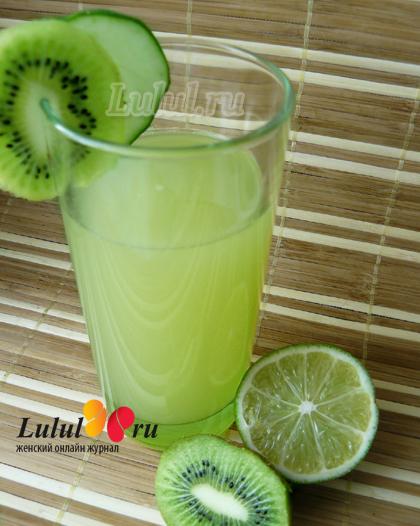 приготовление лимонада в домашних условиях