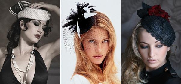 Шляпка-таблетка - загадочность и романтизм женщины