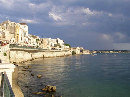 достопримечательности сицилии, курорты, Сиракузы