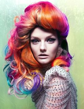 как выбрать новый цвет волос
