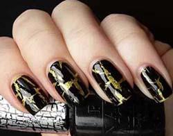 что такое кракелирование ногтей