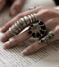 модный тренд 2013 кольца