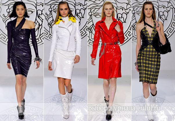 Versace: коллекция сезона осень-зима 2013- 2014