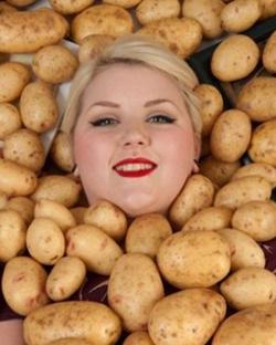 Картофельная диета.