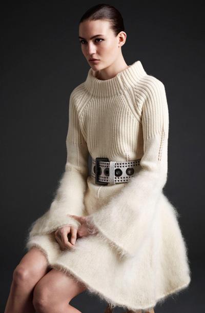 платье из мохера 2013 2014
