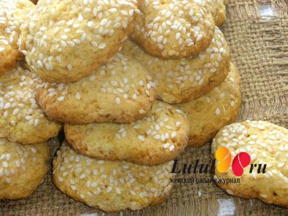 итальянское печенье бискотти фото