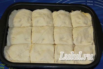 пирог с сыром из готового слоеного теста