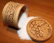соль для волос