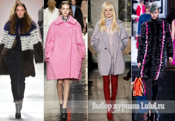 модный осенне-зимний сезон 2013 2014