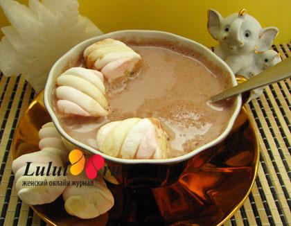 какао с мармешоу рецепт с фото