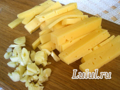 открытый пирог с сыром рецепт с фото