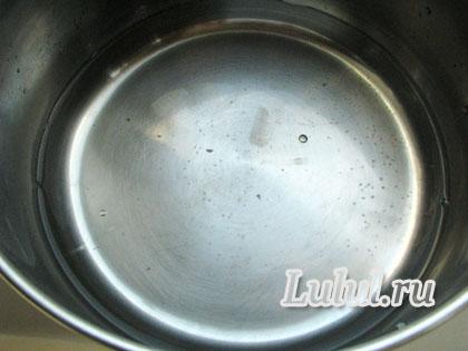 приготовить пшенную кашу с тыквой