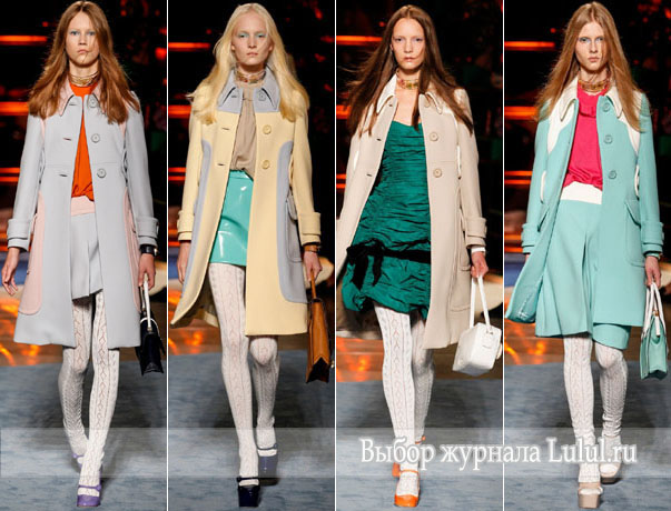 весенние пальто для женщин 2014 года