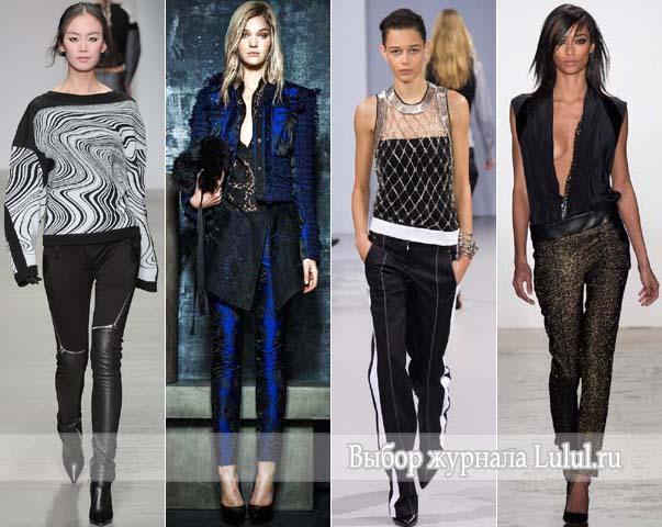 Мужская мода осень-зима 2014-2015 | Модные тенденции | Журнал о