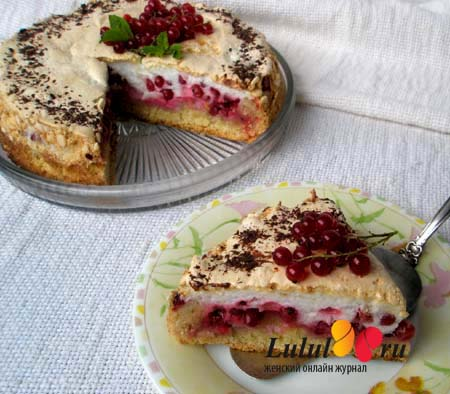 рецепт с фото торт
