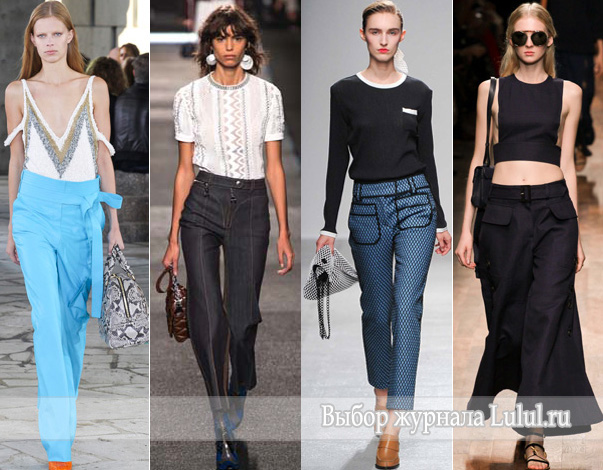 весенняя мода 2015 года