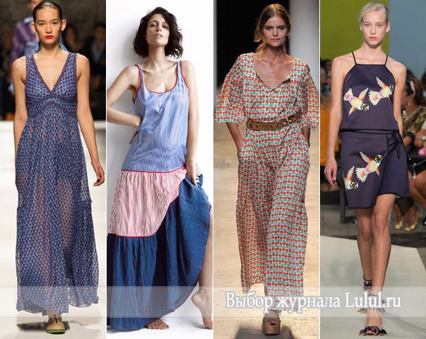 Пляжная мода 2015 для женщин весна лето
