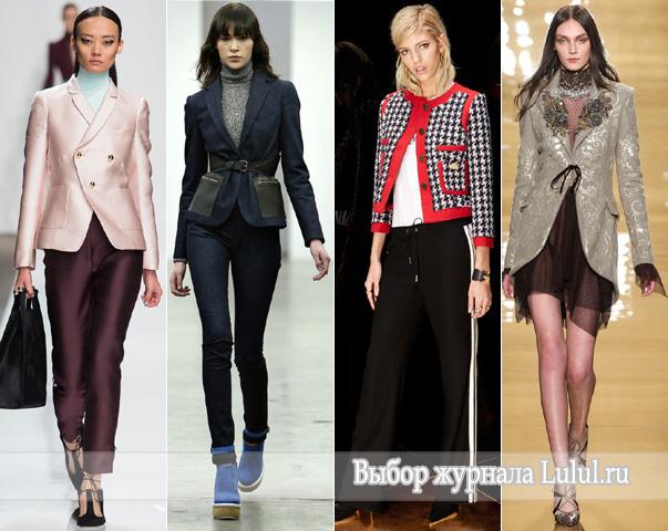 женская осенняя мода 2015 пиджак осенние пиджаки фото