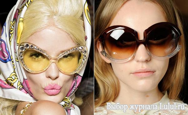 женские солнцезащитные очки 2015 года