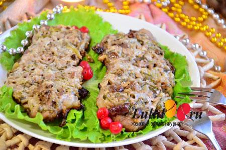Свинина по-барски рецепт с фото