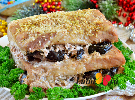 Свиная отбивная в соевом соусе рецепт с фото
