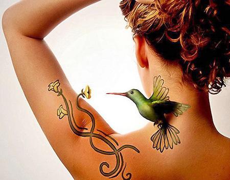 Как влияет татуировка на энергию человека?