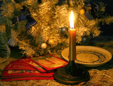Гадания в первый день года 1 января ночью и днем