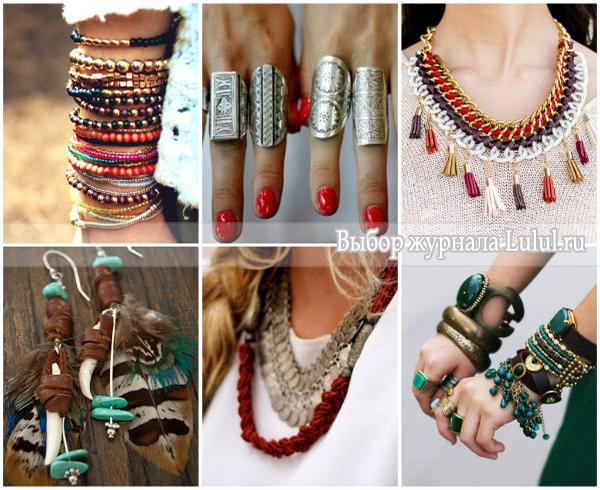 одежда в этническом стиле фото