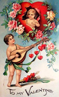 История дня святого Валентина 14 февраля фото