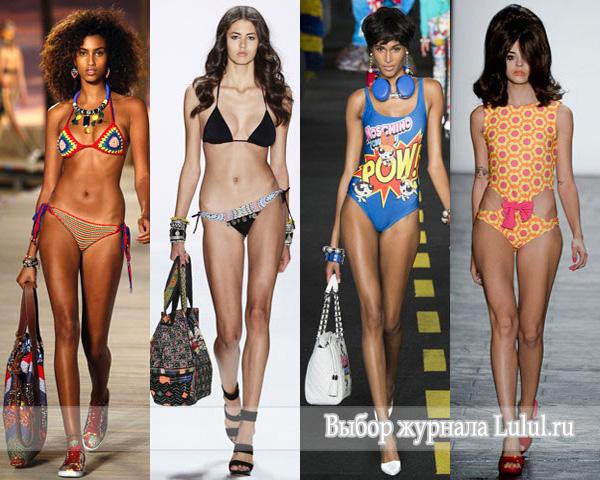 Летняя мода 2016 года. Летние образы 2016 из коллекции весна-лето