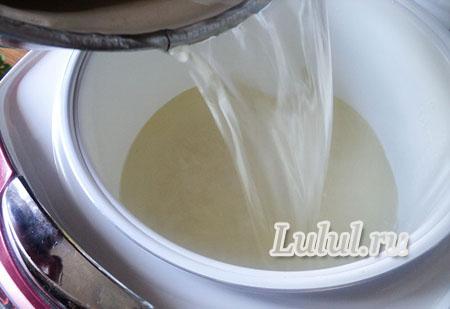суп из ребрышек в мультиварке рецепт с фото