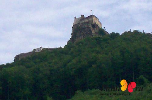 Австрия. Долина Вахау достопримечательности фото
