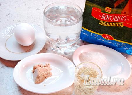 пирог с рыбой и картофелем рецепт с фото