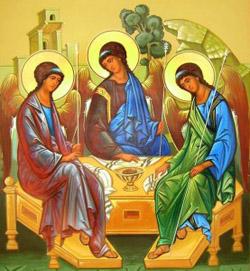 день перед Троицей