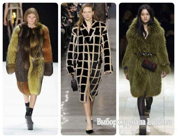 Зимняя мода 2016-2017 года. Зимние образы из коллекции осень-зима 2016-2017