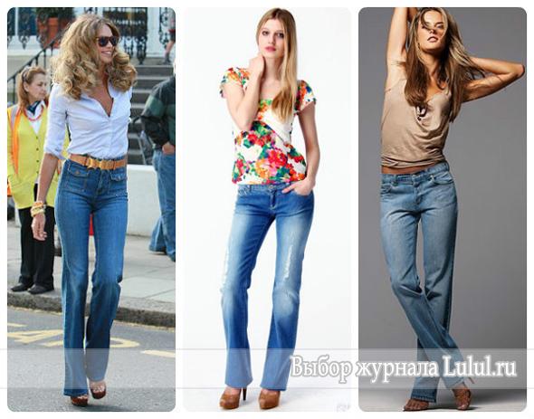 Как правильно подобрать джинсы по фигуре, кому какие модели выбрать и с какой посадкой