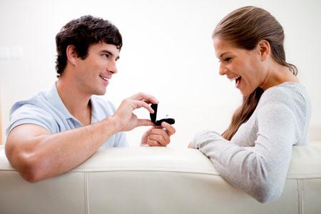 Как подвести мужчину к свадьбе